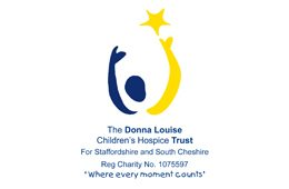 Donna Louise Children's Hospice Trust logo
