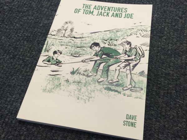 Printed book - The Adventures of Tom, Jack and Joe