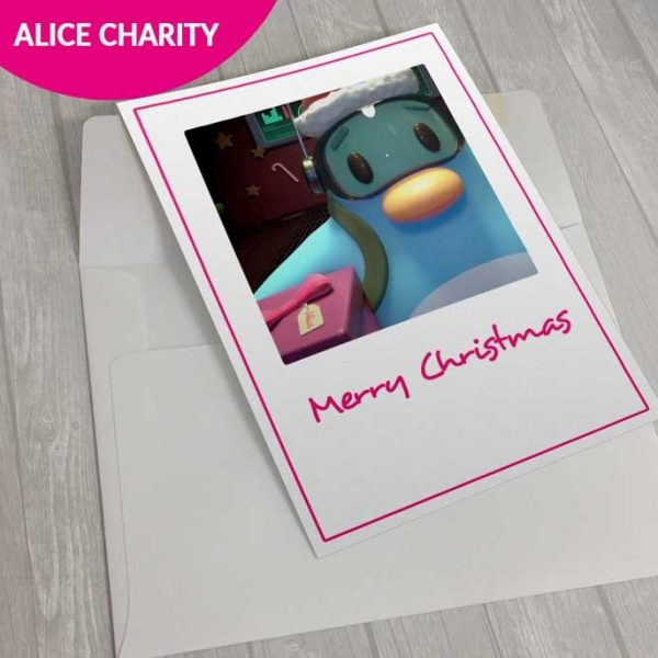Alice Charity Christmas Card