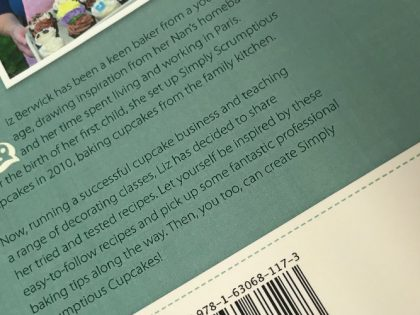 How to write a winning back cover blurb for your book