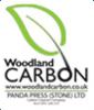 Woodland carbon scheme logo for panda press