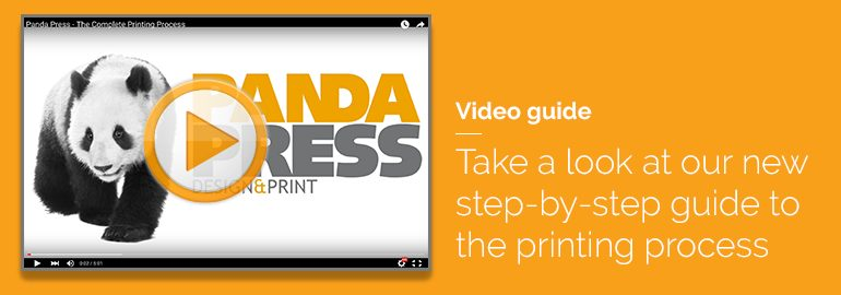 Take a look at our video guides to printing