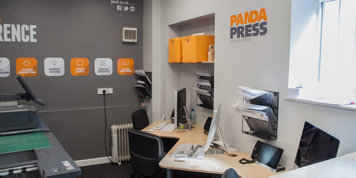 Panda Press design studio