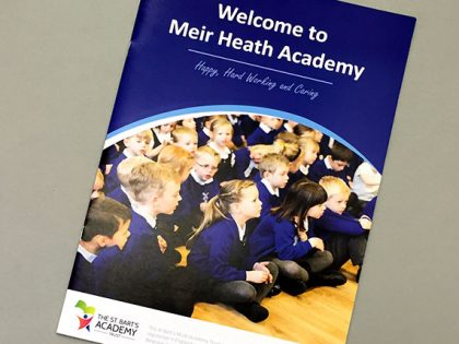 Printed marketing materials for schools – how prepared are you?