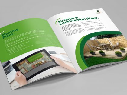 PANDA PRESS HELP PROHORT GROW WITH THEIR BESPOKE NEW PRINTED BROCHURE.