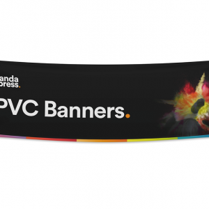 510gsm PVC Banners designed and pronted by Panda Press