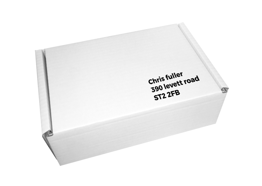 White label printing