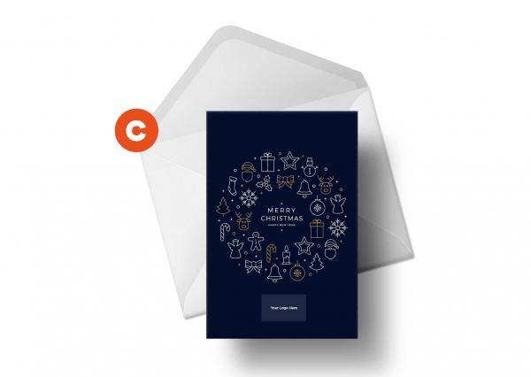 Panda_Press_bespoke_personalised_custom_christmas_cards